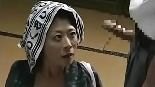 Japanese Sex Crazy Mother Fuck by Own Son