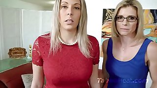 Mind Controlled Step Mom - Nikki Brooks