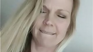 Horny old mom fuck son harder than hell