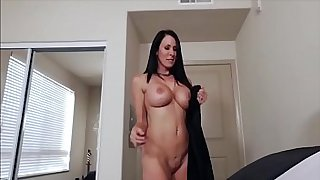 MILF blows her son REAL NICE AND SLOW