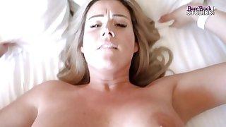 Waking Up and My Step-Mom is Sucking My Cock - Coco Vandi