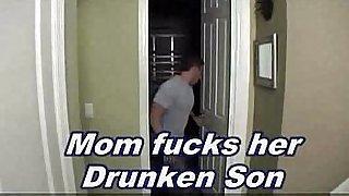 Mom fucks d. son