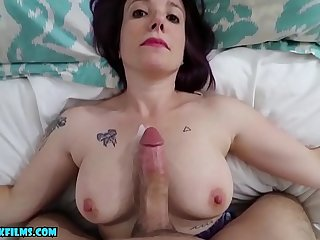 Son Blackmails Mom  Complete Series  Shiny Cock Films