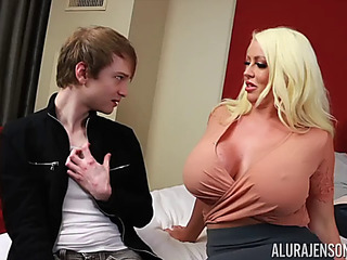 Alura jenson mother i'd like to fuck lad