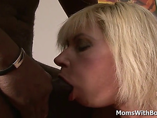 GoldenHaired granny lilli acquires anal screwed by bbc