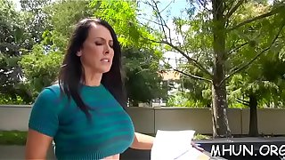 Wicked mother i'd like to fuck gets punished