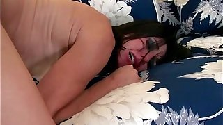 Anal fucked horny housewife