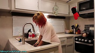 Son Fucks Stuck Mom, Parts 1 & 2 - Extended Preview