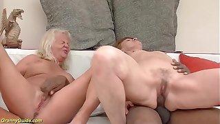 brutal big cock interracial anal granny orgy