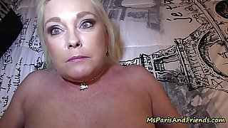 Mom Loves ALL of Her Son's Creampies