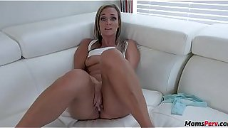 Milf is ready to fuck son's cock