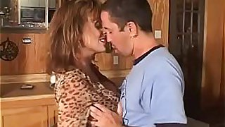 MILTF #13 - Gabrielle, Johnny Thrust - This step mom is the type of mature woman that her young son have wet dreams about all the time