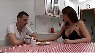 sessoy italiana mom and boy (ita