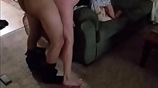 Bent Over the Sofa by my Young FWB