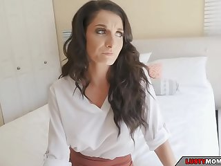 It'_s alright to get hard with your stepmom