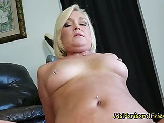 The mommyson sex anniversary celebration with ms paris rose