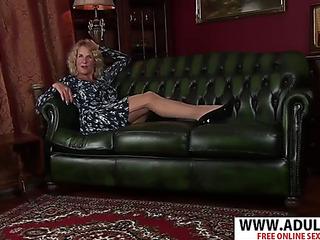 Enchanting fresh stepmama molly maracas acquires nailed hawt her son's ally